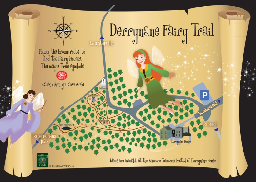 derrynane new map small