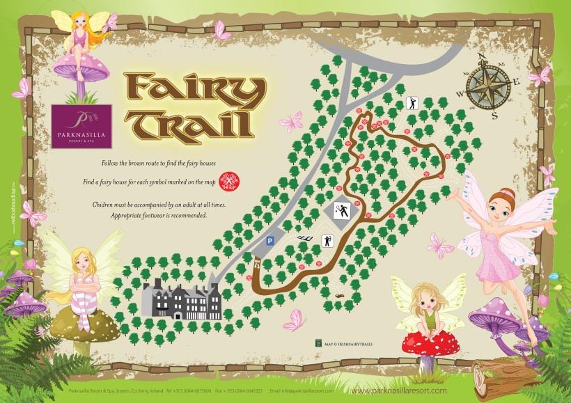 Parknasilla Fairy Trail