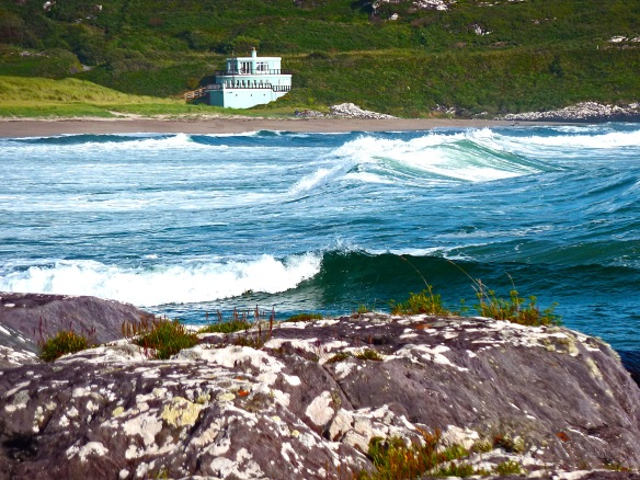 The Ship House in Derrynane