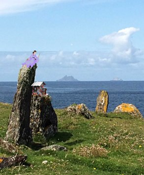 Scariff Island in Co Kerry