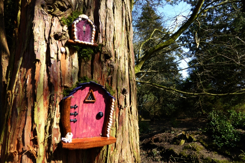 Russborough Fairy Trail in County Wicklow