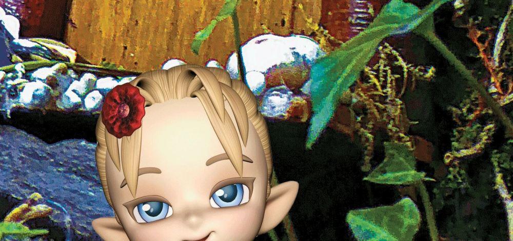 Fairies in Derrynane