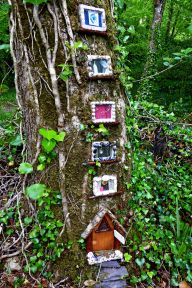 Fairy windows in Ireland