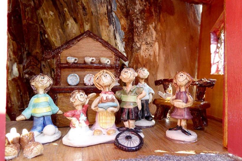 Ita Corridan's Fairy House