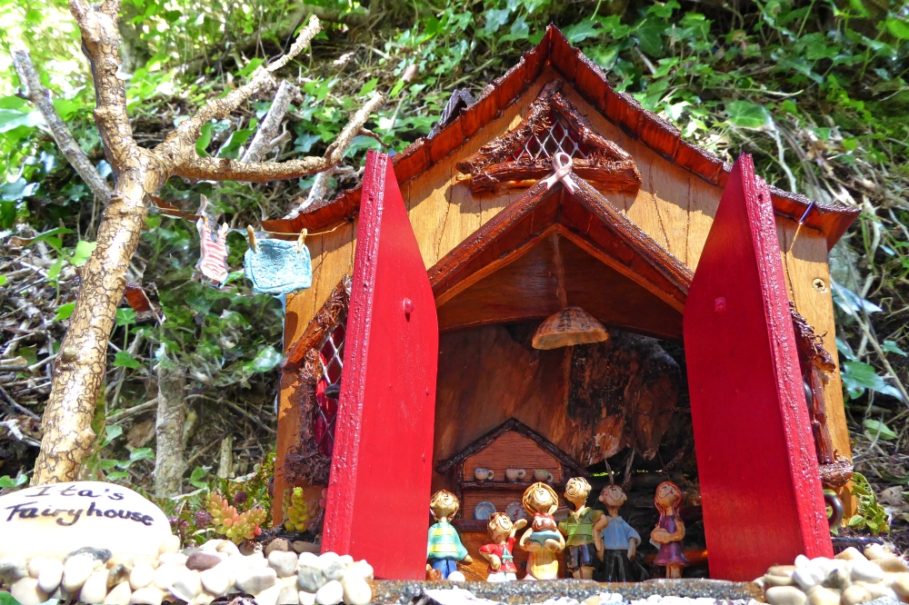 New Fairy House in Caherdaniel