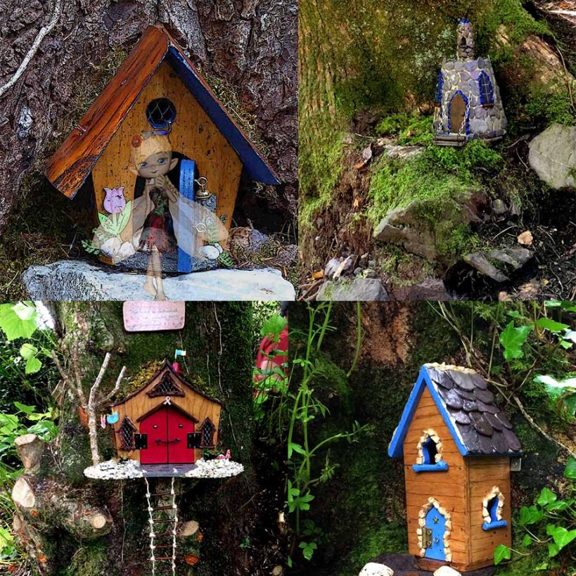 iRISH fAIRY HOUSES